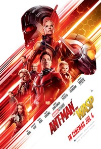 Marvel's Ant-Man And The Wasp (First Class)