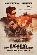 Sicario: Day Of The Soldado (Digital)
