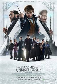 Fantastic Beasts: The Crimes of Grindelwald (First Class)