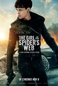 The Girl In The Spider's Web (First Class)
