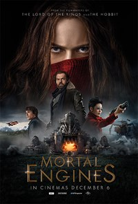 Mortal Engines (First Class)