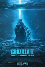 Godzilla II King of the Monsters (Digital)