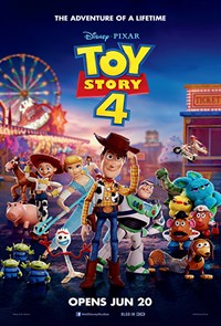 Disney and Pixar's Toy Story 4 (Digital)