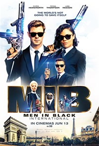 Men in Black: International (First Class)