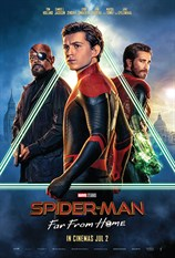 Spider-Man: Far From Home (First Class)
