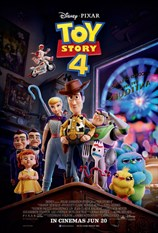 Disney and Pixar's Toy Story 4 (First Class)