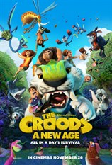 THE CROODS: A NEW AGE (Digital)