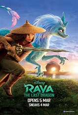 Disney's Raya and the Last Dragon (First Class)