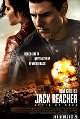 Jack Reacher: Never Go Back (Digital)