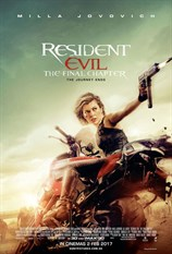 Resident Evil: The Final Chapter (Digital)