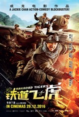 Railroad Tigers (Digital)