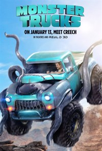 Monster Trucks (First Class)