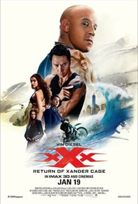 xXx: Return Of Xander Cage (First Class)
