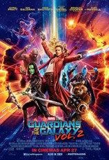 Marvel's Guardians Of The Galaxy VOL. 2 (First Class)