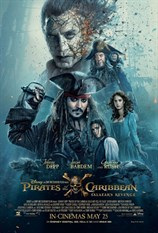 Disney's Pirates Of The Caribbean 5: Salazar's Revenge (First Class)