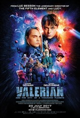 Valerian And The City Of A Thousand Planets (Digital)