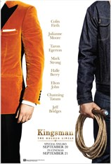 Kingsman: The Golden Circle (First Class)