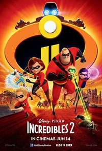 Disney/Pixar's Incredibles 2 (Digital)