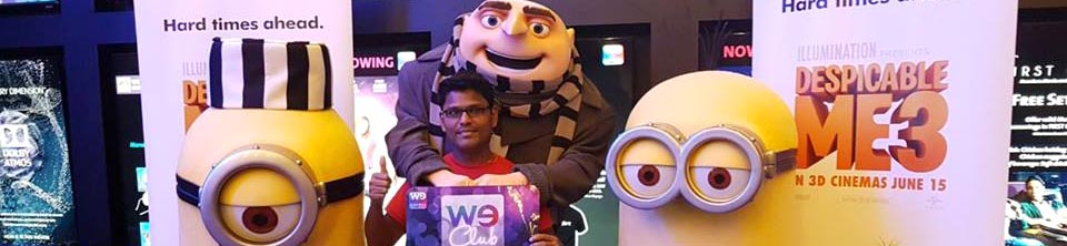 Despicable Me 3 Meet and Greet