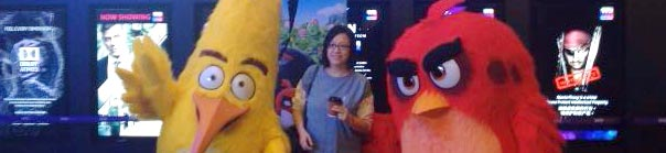 The Angry Bird Meet and Greet