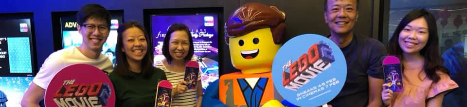 The Lego Movie 2 Meet and Greet