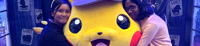 Pokemon: Detective Pikachu Meet and Greet