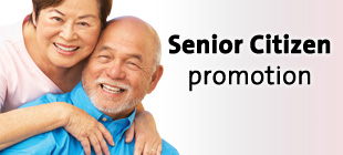 Senior Citizen Promotion