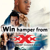 Win movie hamper from xXx: Return of Xander Cage