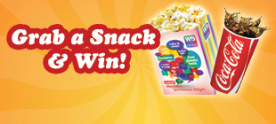 Grab a snack and Win!