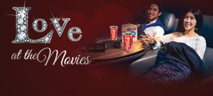 FIRST CLASS Lucky Draw - Love at the Movies