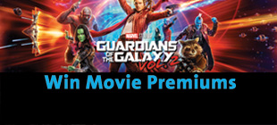 Win Movie Premiums from Marvel's Guardians of the Galaxy Vol. 2