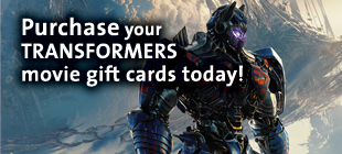 Pre-order your Movie Gift Cards today from TRANSFORMERS THE LAST KNIGHT