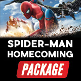 Spider-man Homecoming Package