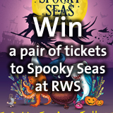 Win a pair of tickets to Spooky Seas at Resort World Sentosa