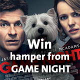 Win hamper from GAME NIGHT