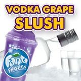 Vodka Grape Slush