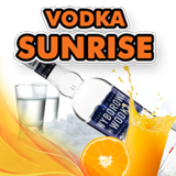Vodka Sunrise