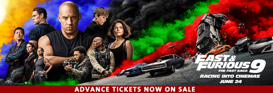 Advance - Fast & Furious 9